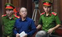 Tòa án ra phán quyết vụ cựu Phó Chủ tịch UBND TPHCM Nguyễn Thành Tài cùng 4 bị cáo