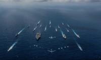 GS James Borton nhận định, từ năm 2021, Mỹ và một số đồng minh sẽ tiếp tục thực hiện các cuộc tuần tra tự do hàng hải Ảnh: US Navy