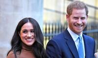 """Màn """"dứt áo ra đi"""" khỏi Hoàng gia Anh của vợ chồng Harry - Meghan được dựng thành phim"""
