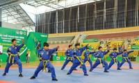 Hơn 1.500 học sinh tham gia Hội Khoẻ Phù Đổng môn Vovinam Việt Võ Đạo