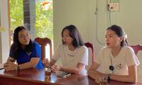 Hoa hậu Kỳ Duyên về Quảng Nam xây nhà cho bà con tái thiết cuộc sống sau lũ