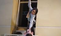 """Lý Hải tiết lộ hậu trường cảnh mạo hiểm của mẹ con Ốc Thanh Vân trong """"Lật Mặt: 48H"""""""