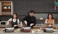 """""""Ăn Đi Rồi Kể"""" tập 5: JooE, Nancy (MOMOLAND) nói tiếng Việt siêu yêu khiến fan hào hứng"""