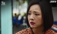 Cây Táo Nở Hoa tập 54: Biết tin con trai bị ung thư, bà Ích bỏ chạy vì sợ phải hiến gan