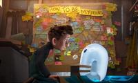 """Phim hoạt hình """"Rone's Gone Wrong"""": Viễn cảnh con người phải chia sẻ buồn vui với robot"""