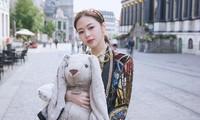 Liz Kim Cương kéo vali đi hết Châu Âu trong MV mới, tiếp tục kết hợp với Trịnh Thăng Bình