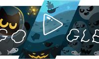 Google tung đủ trò giải cứu mèo ma thuật, kể chuyện ma cho người dùng chơi Halloween