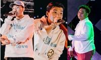 """Biệt đội rapper từ """"Rap Việt"""" và """"King Of Rap"""" bất ngờ hội tụ trong cùng một sự kiện"""