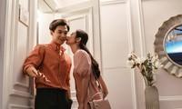 """Hé lộ hậu trường đáng yêu giữa Jun Vũ và Anh Tú trong phim """"Chìa Khoá Trăm Tỷ"""""""