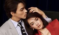 """Kaity Nguyễn khác lạ với tóc ngắn, chụp ảnh thân mật cùng """"người tình màn ảnh"""" mới"""