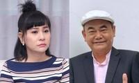 Diễn viên Cát Phượng gây tranh cãi khi phản pháo gay gắt lời nhắc nhở của NSND Việt Anh