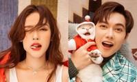 """Cặp chị em """"cùng nhà"""" Cara - JSol đàn hát Acoustic mộc mạc chào đón Giáng sinh"""