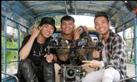 Thành viên TTeam BlackBi mời đại gia Minh Nhựa tham gia MV về đề tài COVID-19