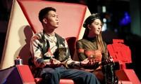 """Giọng hát Việt nhí: Big Daddy - Emily tung quà """"khủng"""" nhưng lại là đội """"ế"""" nhất tập 1"""