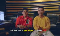 """LoR (Rap Việt) hợp tác cùng """"tỷ phú"""" Jun Phạm, lần đầu làm cameo và rap nhạc phim Tết"""