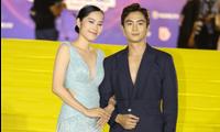 """Cặp đôi Nam Em - Lãnh Thanh ngọt ngào sánh vai tại """"V Heartbeat Year End Party"""""""