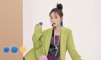 """Juky San tung bộ ảnh mới, hé lộ hậu trường siêu yêu khi quay MV """"Phải chăng em đã yêu"""""""