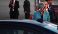 Thủ tướng Anh Theresa May lên đường dự Hội nghị thượng đỉnh G20 tại Đức.