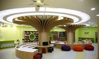 Thư viện văn hóa thiếu nhi Việt Nam đã chính thức mở cửa từ ngày 16/11 tại Thư viện quốc gia Việt Nam.