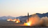 Các cựu chuyên gia hạt nhân Hàn Quốc nghi ngờ về việc Triều Tiên sẽ khai báo đầy đủ vị trí và các loại vũ khí hạt nhân của mình. Ảnh: Yonhap