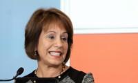 Bà Carol Folt, tân chủ tịch của đại học Nam California (USC).
