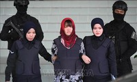 Theo các luật sư, Đoàn Thị Hương sẽ được trả tự do vào đầu tháng 5. Ảnh: TTXVN
