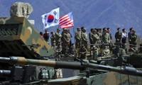 Một cuộc tập trận chung Mỹ- Hàn. Ảnh minh họa.