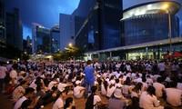 Cuộc biểu tình thứ 2 sẽ tiếp tục diễn ra từ đêm nay, 11/6 đến hết ngày mai để phản đối dự luật dẫn độ của chính quyền Hong Kong.