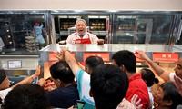 Thịt lợn giờ đây trở thành mặt hàng đắt đỏ nhất của các bà nội trợ Trung Quốc.