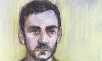 Nghi phạm Robinson, 25 tuổi, xuất hiện tại tòa qua video link.