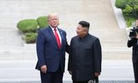 Tổng thống Mỹ Donald Trump vẫn mong muốn tiếp tục đàm phán với nhà lãnh đạo Triều Tiên Kim Jong-un.