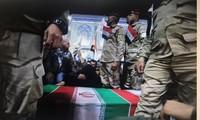 Thi hài tướng Soleimani đã được đưa về đất Mẹ Iran.