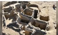 Tu viện cổ đại vừa được tìm thấy ở Ai Cập.