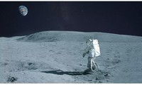 Đã có 12 phi hành gia đã đặt chân lên Mặt trăng.