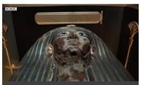 Một trong số 22 xác ướp vua và hoàng hậu Ai Cập được di chuyển sang bảo tàng mới.