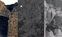 Một thiên thạch hiếm được tìm thấy ở Anh.