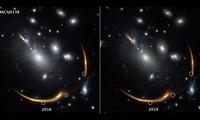Kính thiên văn Hubble đã ghi lại được vụ nổ siêu tân tinh vào năm 2016