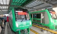 Bộ GTVT đổi cam kết tiến độ về đích của tuyến đường sắt Cát Linh - Hà Đông thành trong năm 2019.