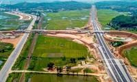 Nút giao Dung Quất trên tuyến cao tốc Đà Nẵng - Quảng Ngãi còn phải chờ lún tới tháng 6/2019.