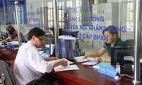 Cung cấp 13 dịch vụ về BHXH trên trên Cổng Dịch vụ công quốc gia