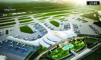 Phối cảnh sân bay Long Thành tương lai.