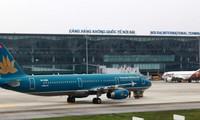 Sân bay Nội Bài ưu tiên làm thủ tục cho phóng viên quốc tế dịp Hội nghị Thượng đỉnh Mỹ - Triều.