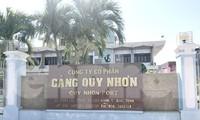 Cảng Quy Nhơn mới được thu hồi về nhà nước nắm cổ phần chi phối từ tháng 6/2019.