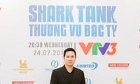 Chủ tịch Asanzo Phạm Văn Tam. Ảnh: VTV.