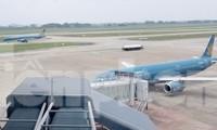 Ống lồng tại sân bay Nga đã va vào động cơ tàu bay khiến chuyến bay của Vietnam Airlines phải huỷ dù đã xếp khách lên tàu bay. Ảnh minh hoạ.