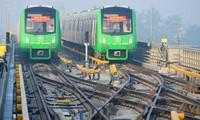 Tới nay vẫn chưa thể biết khi nào dự án đường sắt đô thị đầu tiên của Việt Nam có thể khai thác thương mại.