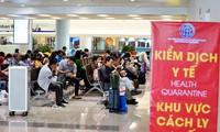 Gần 7.000 khách quốc tế về bằng đường hàng không trong hôm nay