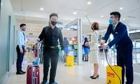 Hôm nay sân bay Nội Bài dự kiến đón gần 600 người Việt từ nước ngoài về. Ảnh minh họa.