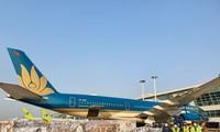 Các hãng hàng không Việt Nam chuyển hướng từ chở khách sang chở hàng để chống chọi với ảnh hưởng của dịch COVID-19.