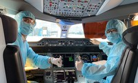 """Dự kiến, chuyến bay """"giải cứu"""" lao động tại Guinea Xích đạo sẽ khởi hành đi từ Nội Bài sau đó về hạ cánh ở Vân Đồn."""
